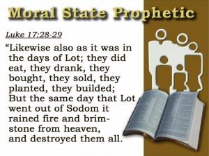 Luke 17:28-9