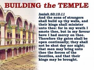 build temple