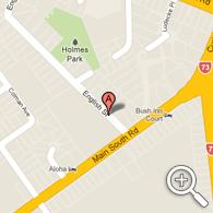 Christchurch West Location - Cnr Main South Road & English Street, Upper Riccarton, Christchurch