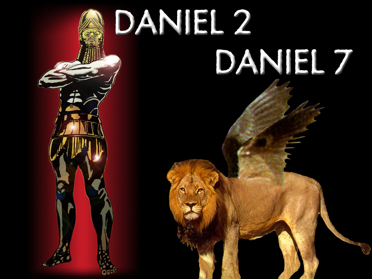 Daniel's Vision of Four Beasts – KeyToTheBible