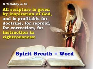 scripture inspired