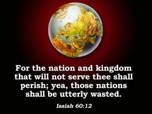 Isaiah 60:12
